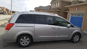 Elegant & Well maintained Nissan Quest 2007