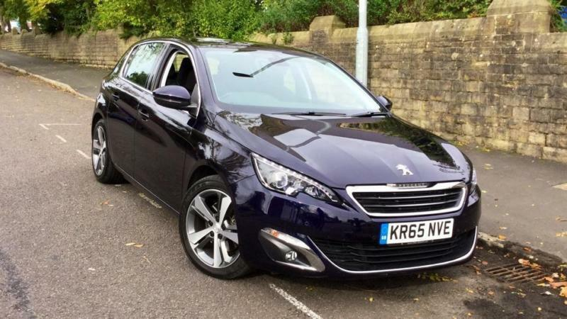 2015 peugeot 308 2 0 bluehdi 150 allure eat6 automatic diesel hatchback in northampton. Black Bedroom Furniture Sets. Home Design Ideas