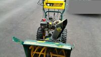 YARD-MAN Snow Blower 10.5HP/30