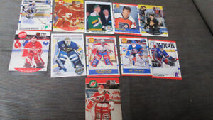 NHL 1990 rookie cards(11)