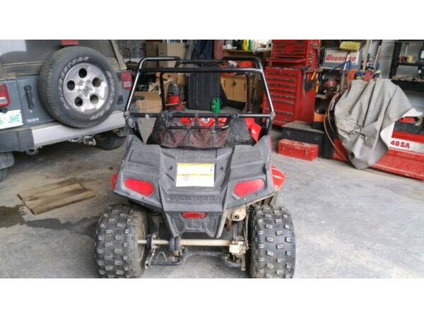 Used 2011 Polaris 170 Razor