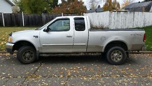 2002 Ford F-150 XLT Pickup Truck Prince George British Columbia image 1