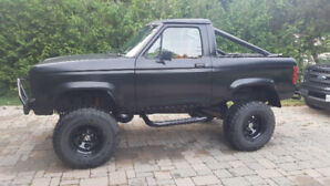 1988 Ford Bronco Convertible