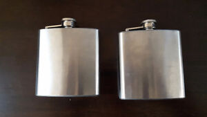 Flasks - Stainless Steel
