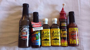 Hot Sauce Collection Cambridge Kitchener Area image 5