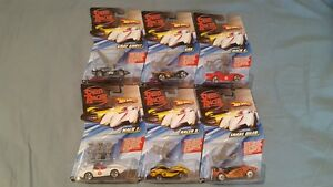 Hot Wheels Speed Racer 1:64 cars
