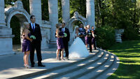 WEDDING DAY VIDEOGRAPHY.. GET A QUOTE TODAY!