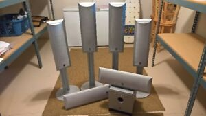 Yamaha 6.1 Surround Speaker System with Stands
