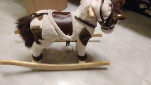 Rocking horse great condition