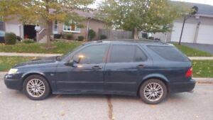 2004 Saab 9-5 Arc Wagon