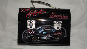 DALE EARNHARDT SR. TIN LUNCH BOX