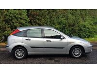 Focus Zetec LX. Just 69000 MILES, Super clean. Very Long MOT