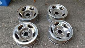 2000 f150 aluminum wheels Kitchener / Waterloo Kitchener Area image 1