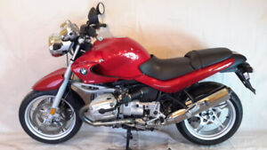 BMW R1150R....LOW MILES...CLEAN...WELL MAINTAINED