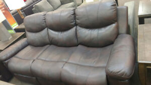 Ashley Cuarteron reclining sofa and love seat