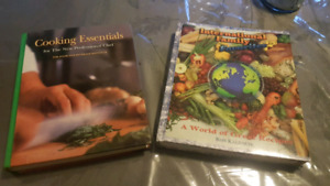 Cookbooks-Used