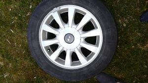 mags Hyundai + tire