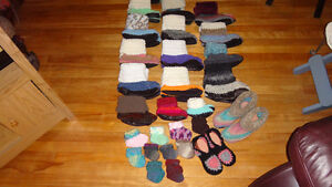 Hand Crocheted Crafts - Various Items available