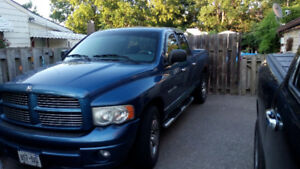 2004 Dodge Ram 1500 for sale as is.