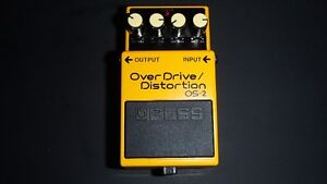 Boss Overdrive Distortion OS-2