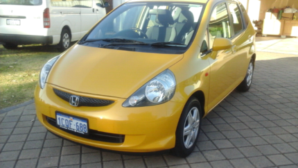 Honda jazz 2007 automatic with very low mileage Queens Park Canning Area Preview