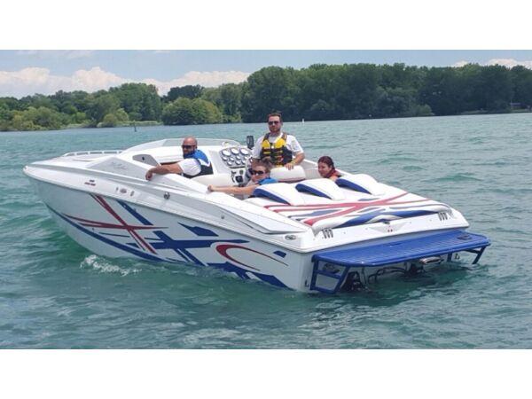 2008 Baja Boats 30 outlaw