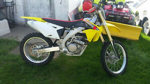 2012 rmz 450 showroom condition