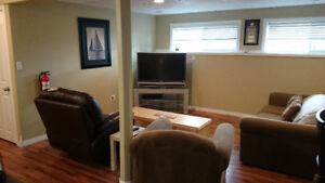 3 Bedroom furnished downtown