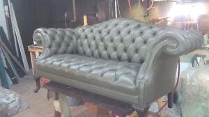 Antique style sofa new