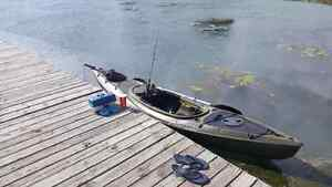 New Sundolphin Excursion 12SS Fishing kayak