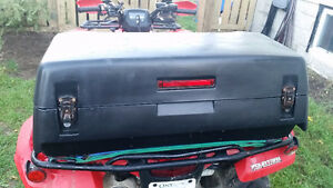 ATV Rear Storage Unit - $150