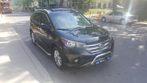 2014 Honda CR-V TOURING - 62 000 KM