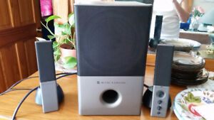 Altec Lansing VS4121 PC multimedia speaker system