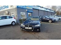 BMW 3 SERIES 318i SE (black) 2009