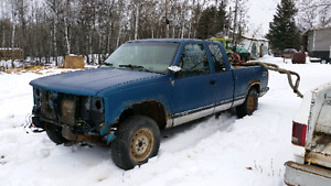 1993 Chevy parts truck