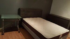 Chambres entièrement rénovées