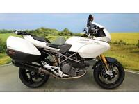 Ducati Multistrada 1100 S 2010**Ohlins Suspension, Lots of Carbon, FSH