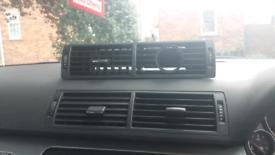 Audi A4 custom vent