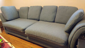 Great Condition Couch and Armchair