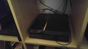 500GB PS4 and TV (will trade for: 3DS XL* and any other offers)