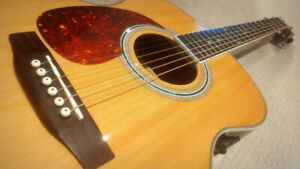 LEFT HAND Acoustic Electric - $175
