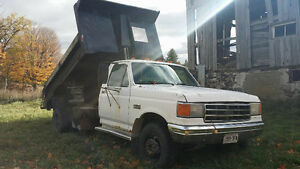 1990 Ford E-350 Pickup Truck Diesel 7.3L New Price