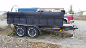 2014 Medium Duty Dumping Trailer