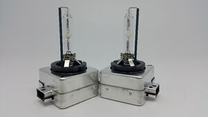 HID OEM REPLACEMENT BULB D3C 6000K 8000K PAIR
