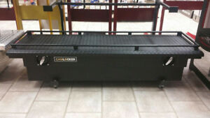 Truck Tool Box - Top Quality - Heavy Duty - Matte Black