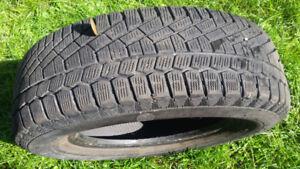 Très bons pneus d'hiver de marque continental