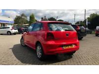 2015 Volkswagen Polo 1.2 TSI SE Manual Petrol Hatchback
