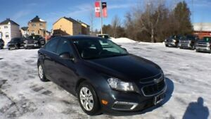 2015 Chevrolet Cruze 1LT  - Certified - Bluetooth