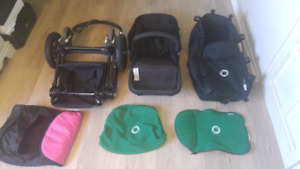 Bugaboo Cameleon gen 2 with extras.