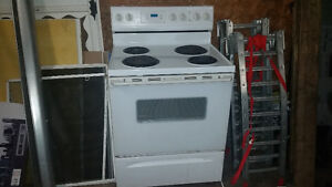 """Galaxy Stove, 30"""" wide, $130 firm"""